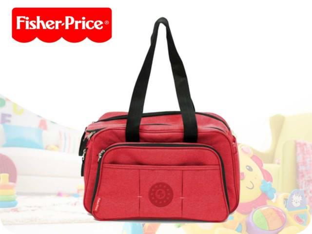 FP-MAMA BAG+ACC 46X15X28 RED