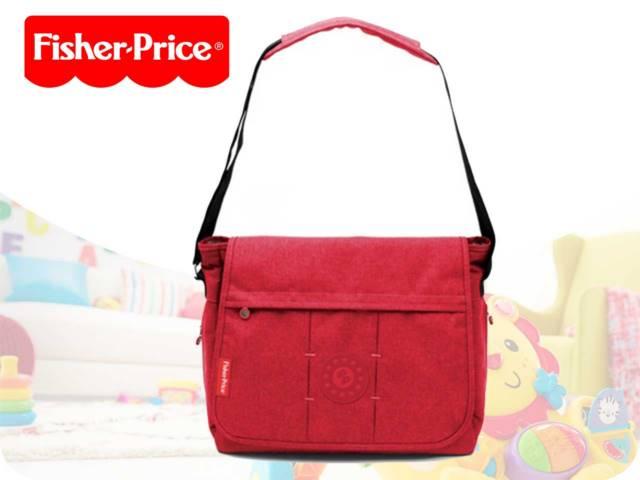 FP-MAMA BAG+ACC 36X11X29 RED