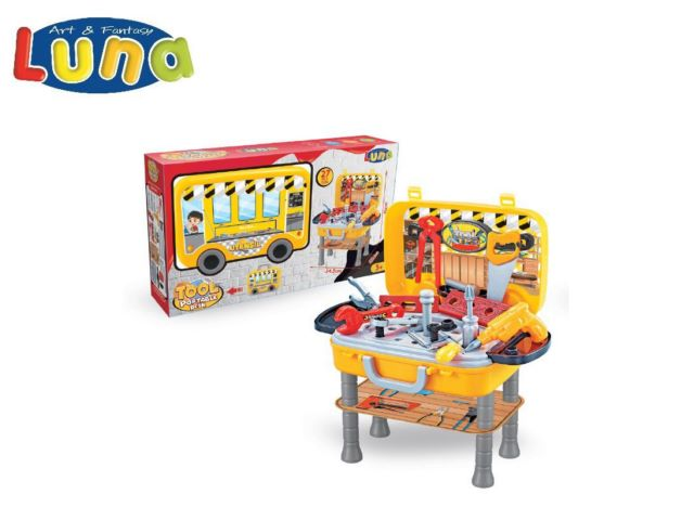 PLAY SET ATTREZZI 34,5X22X41CM LUNA