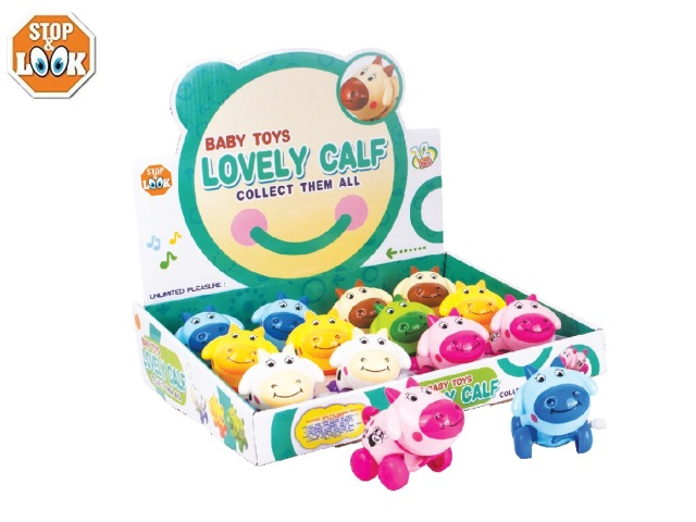 DISPLAY MUCCA A MOLLA 12PCS STOP & LOOK
