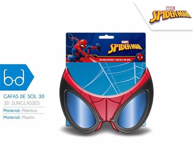 OCCHIALI DA SOLE 3D SPIDERMAN
