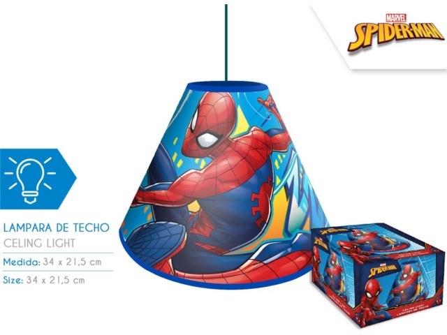 LAMPADARIO DA SOFFITTO SPIDERMAN