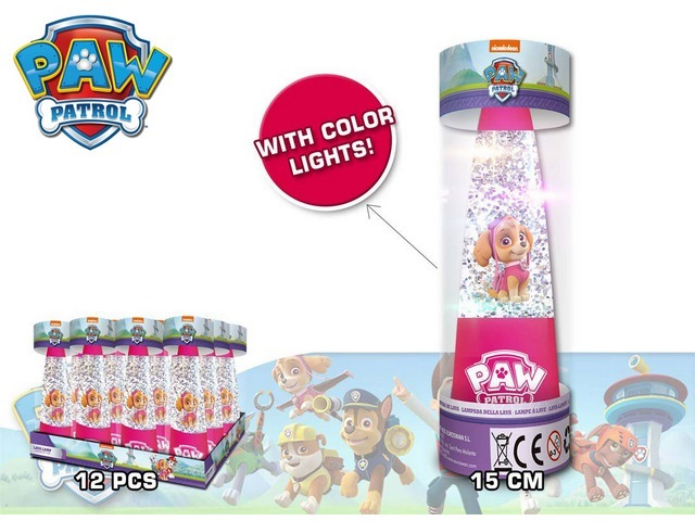 LAMPADA GLITTER SKYE EN DISPLAY 12U