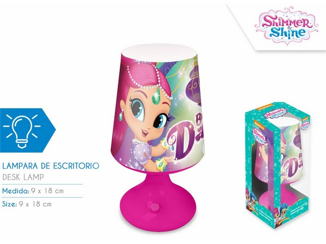 LAMPADA DA SCRIVANIA SHIMMER AND SHINE