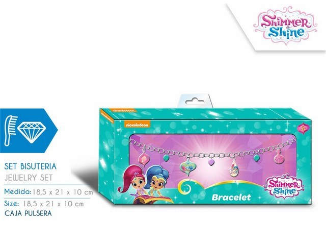 SET BIJOTTERIA SHIMMER AND SHINE