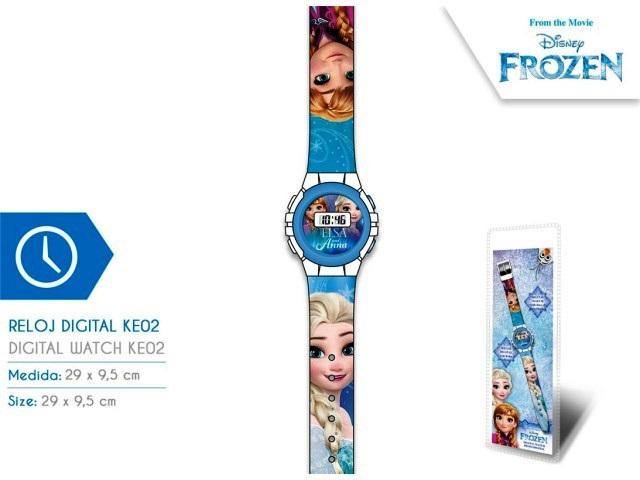 OROLOGIO DIGITALE IN BLISTER FROZEN