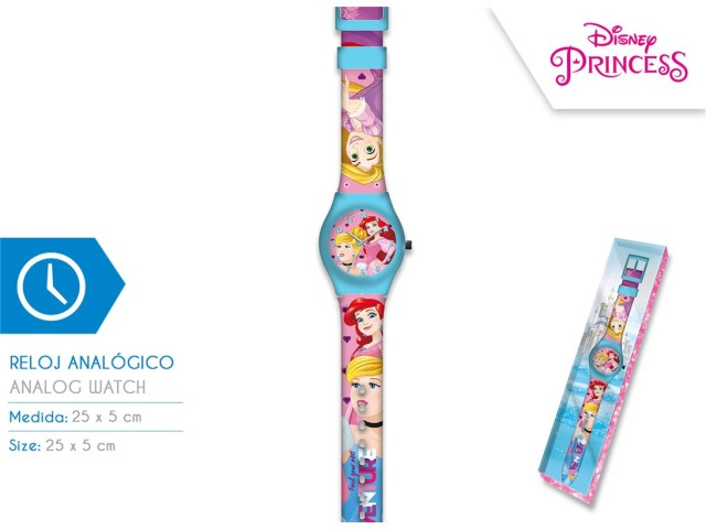 OROLOGIO ANALOGICO IN BLISTER PRINCESS