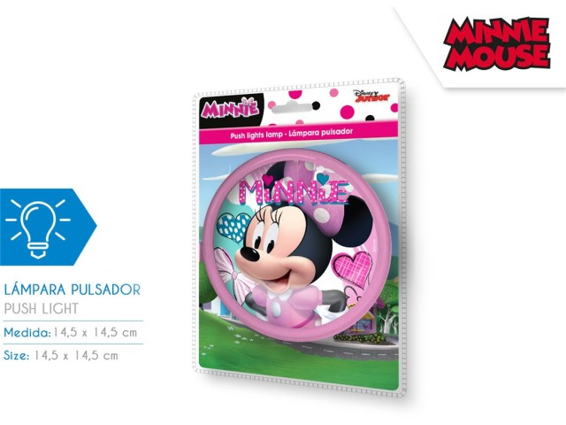 PUSH LIGHT MINNIE