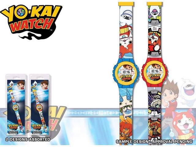 OROLOGIO DIGITALE YO-KAI WATCH