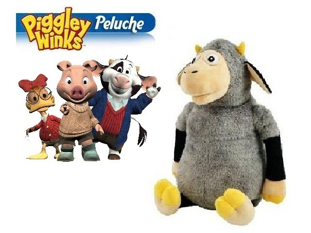 PELUCHE PIGGLEY WINKS 25CM WILEY