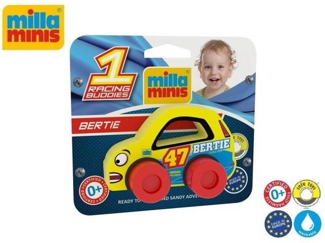 Racing Buddies - Bertie 47 yellow