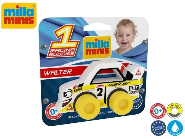 Racing Buddies - Walter 82 white