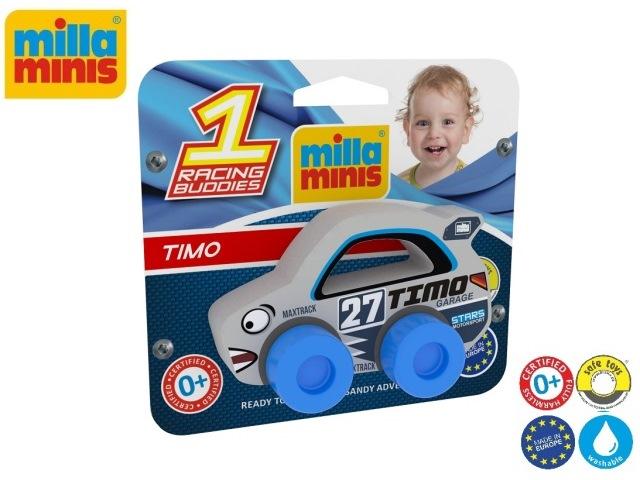 Racing Buddies - Timo 27 grey