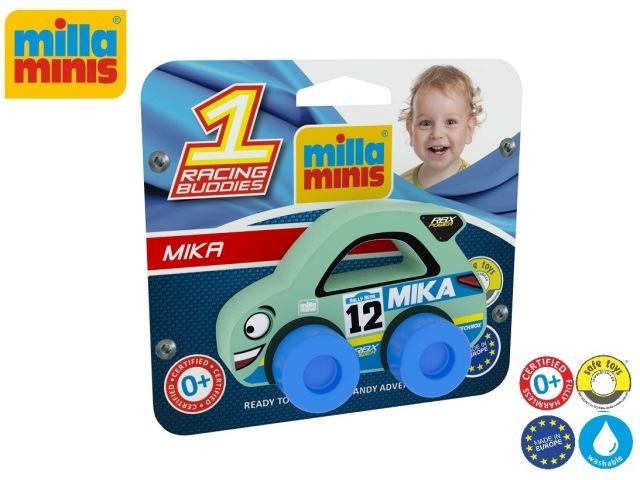Racing Buddies - Mika 12 blue