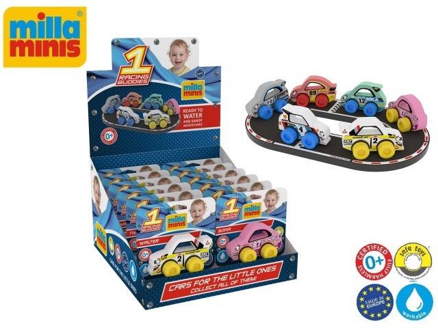Racing Buddies - display 18 PZ