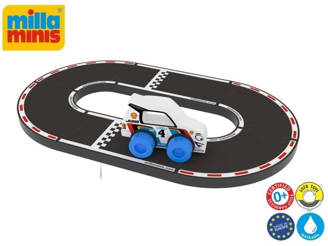Racing Buddies - Racing Circuit (black)