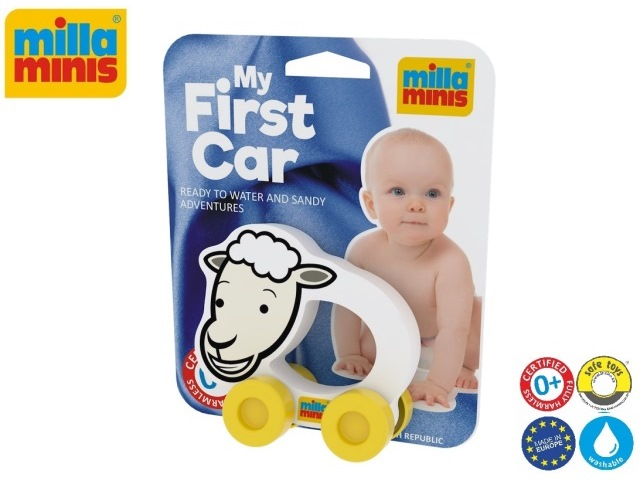 My First Car - Sheep