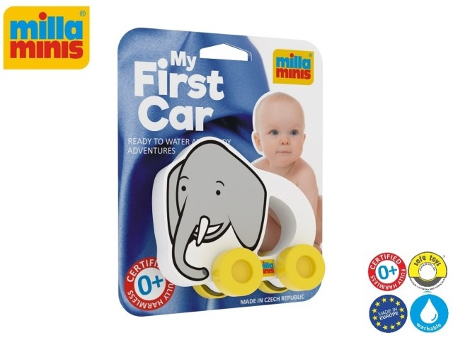 My First Car - Elephant