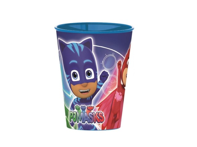 BICCHIERE PP 260 ML PJ MASKS PH