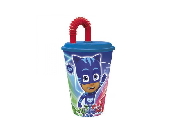 BICCHIERE SPORT 450 ML PJ MASKS PH