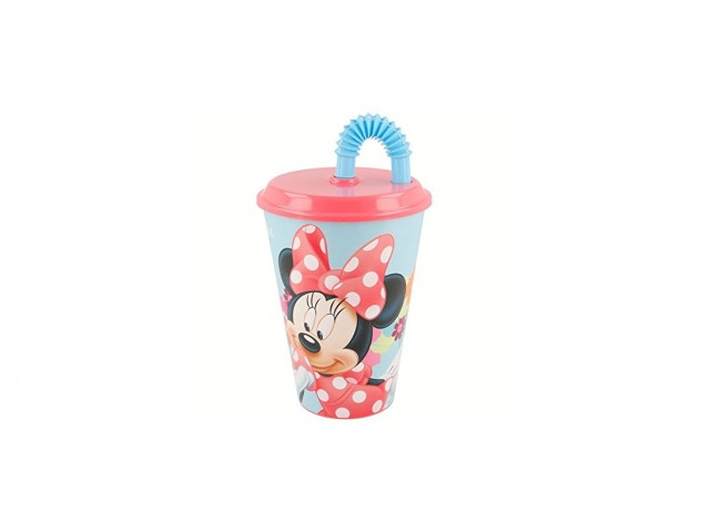 BICCHIERE SPORT 430 ML MINNIE BABY PH