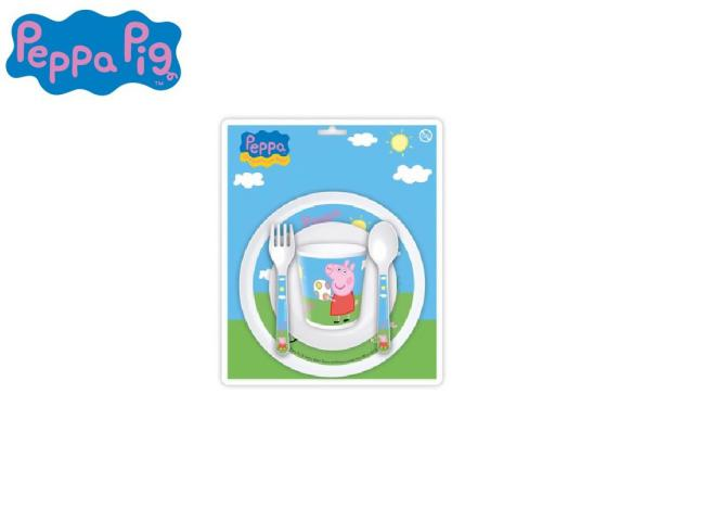 BLISTER 5 PZ. MICROWAVE PEPPA PIG PH