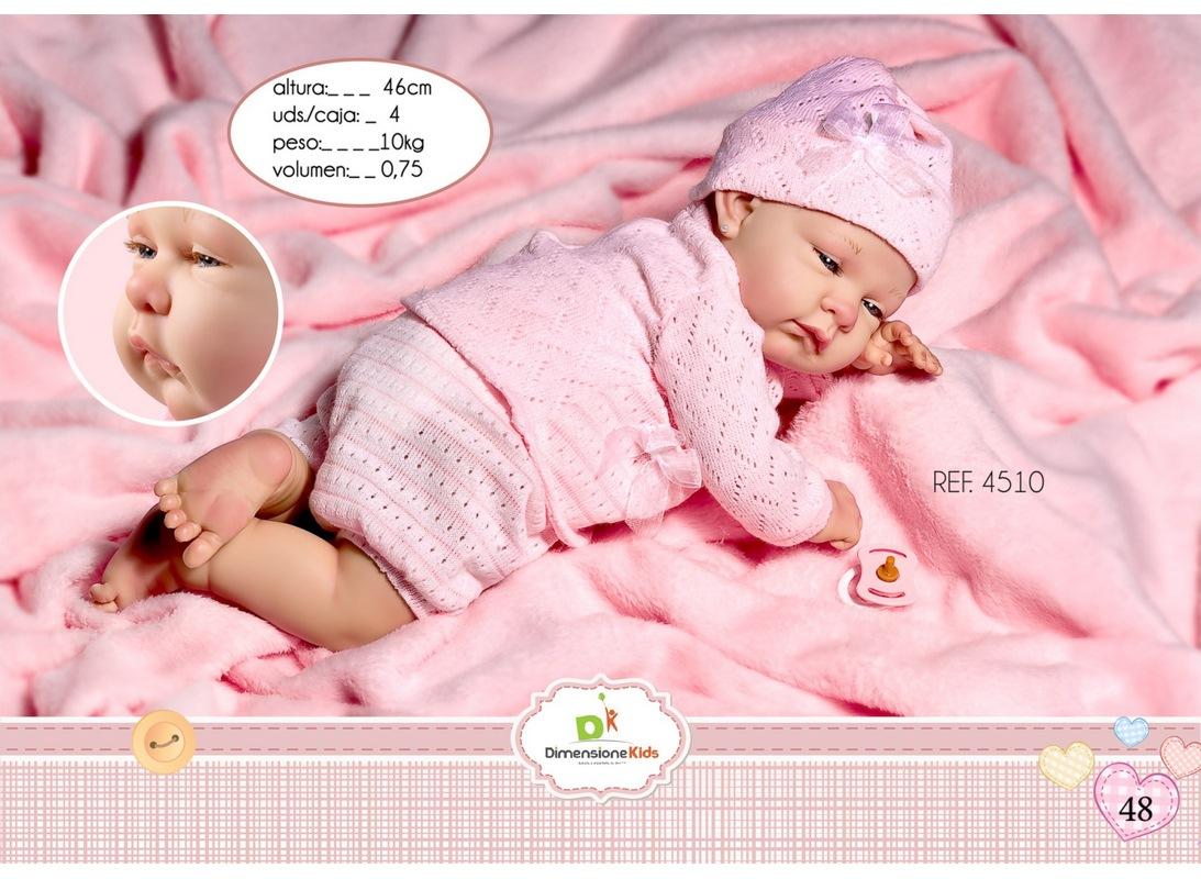 REBORN MARTINA LANA 45 CM SCAT.SING