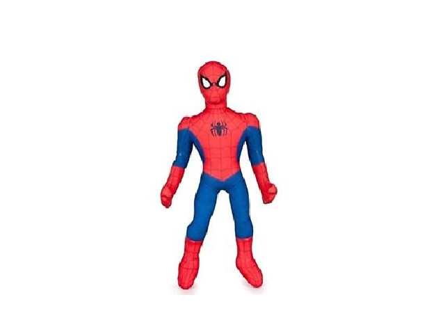 PELUCHE SPIDERMAN STANDING POSE 25CM