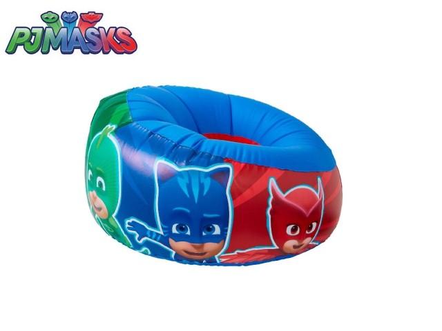 Poltrona Gonfiabile per bambini PJ MASKS