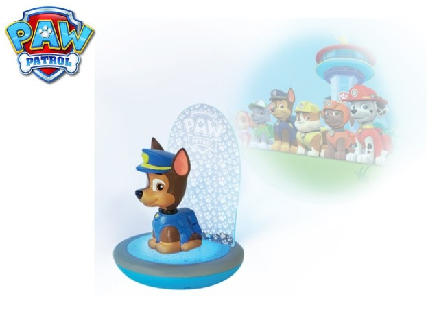 GoGlow Magic Night Light - Torcia e proiettore con personaggio  PAW PATROL
