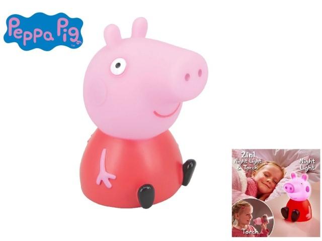 Luce notturna e torcia GoGlow Buddy PEPPA PIG