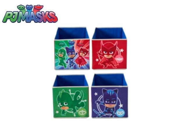 Contenitori a cubo per i giocattoliPJ MASKS