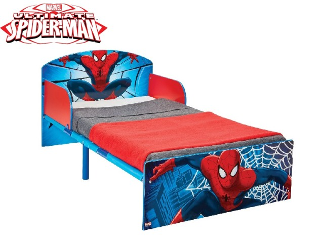 Lettino per bambini SPIDERMAN