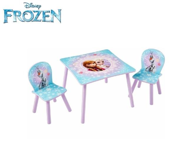 Tavolo per bambini con 2 sedieFROZEN